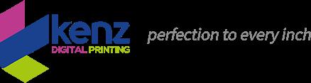 Kenz Digital Printing Logo